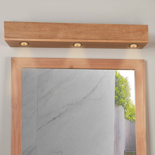 Galet Salle De Bain Vernis : Wanda Collection . Salle de bain . Accessoires . Bandeau lumineux en …