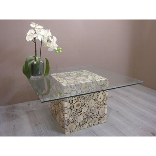 meubles de salle de bain en teck d co maison jardin. Black Bedroom Furniture Sets. Home Design Ideas