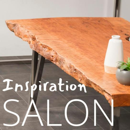 Meuble de salon en bois massif meuble salle de bain en - Wanda collection ...