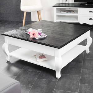 Wanda collection meubles en teck pour salle de bain - Table blanche fly ...