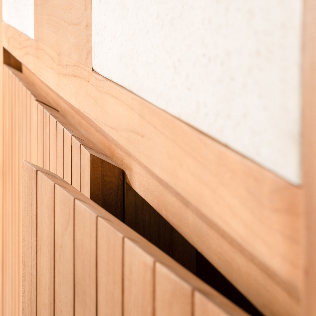 meuble sous vasque double vasque en bois teck massif 2 vasque en terrazzo luxe naturel. Black Bedroom Furniture Sets. Home Design Ideas