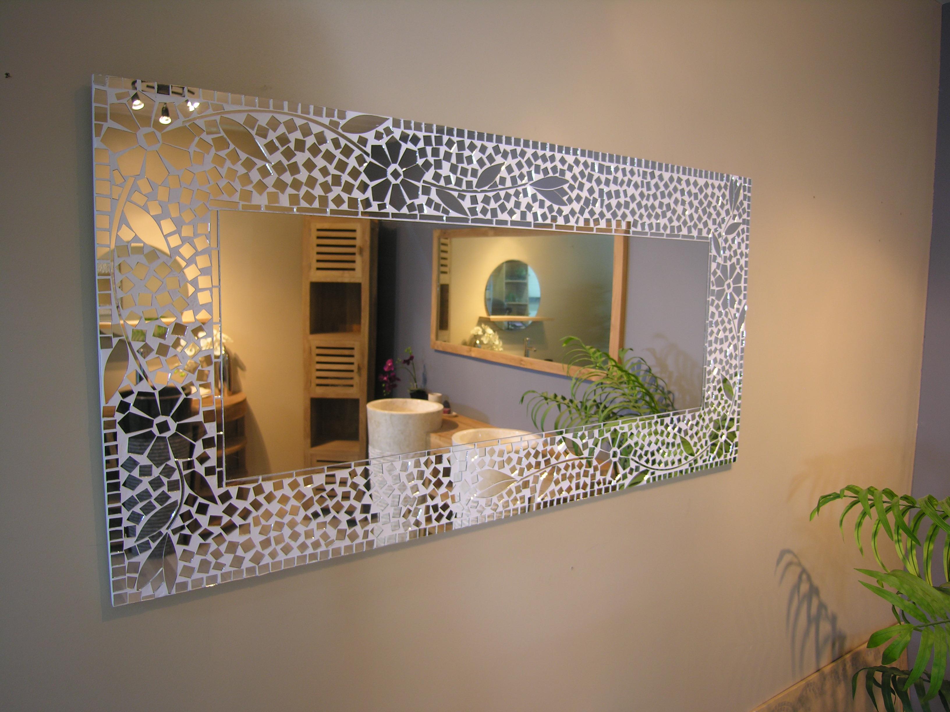 Cat gorie miroir page 18 du guide et comparateur d 39 achat for Miroir mural 40x140