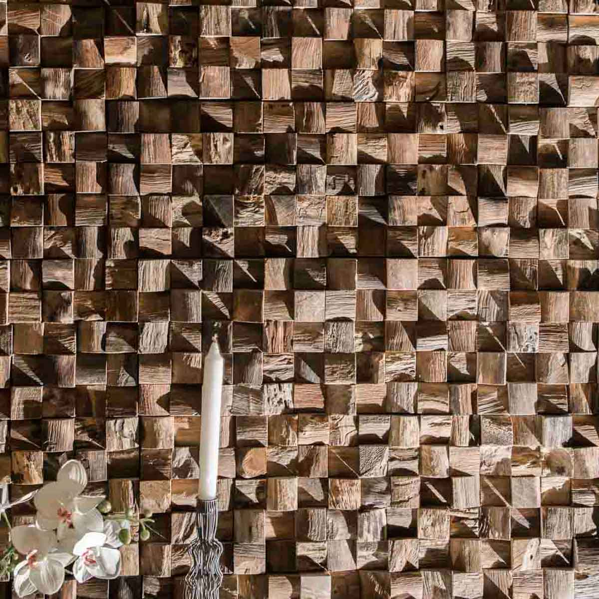 Habillage bois mur exterieur for Habillage mur interieur en bois