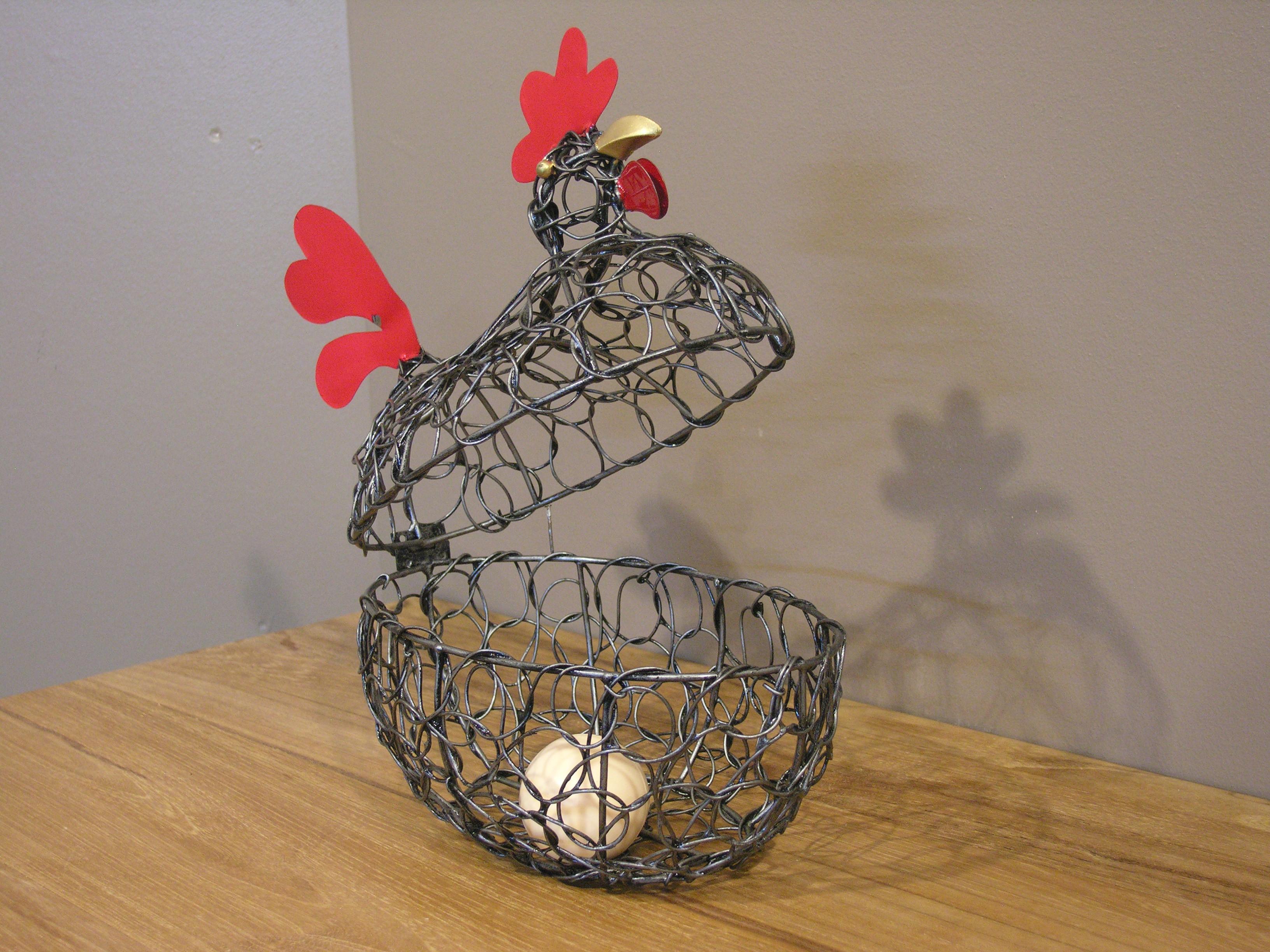 decoration cuisine poule avec des id es int ressantes pour la. Black Bedroom Furniture Sets. Home Design Ideas