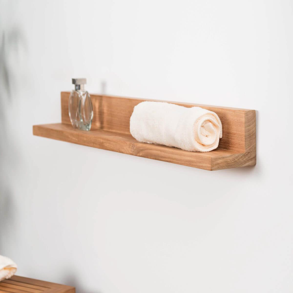 tablette verre salle de bain 120 cm – chaios