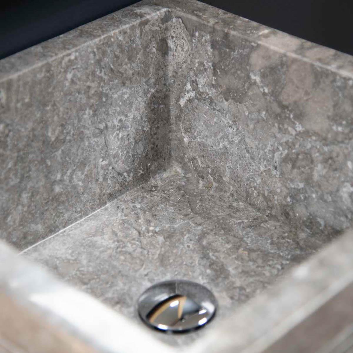 Salle de bain pierre grise avec haute qualité images ~ goohey.com