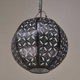 steel hanging lamp