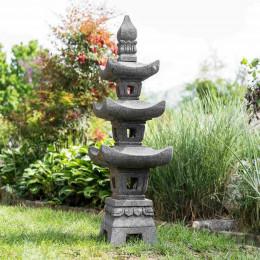 Eclairage de jardin japonnais