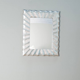miroir en bois déco Alicante 50 x 60