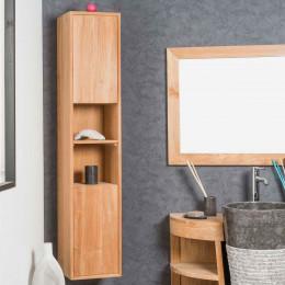 Ora reversible wall-mounted storage unit