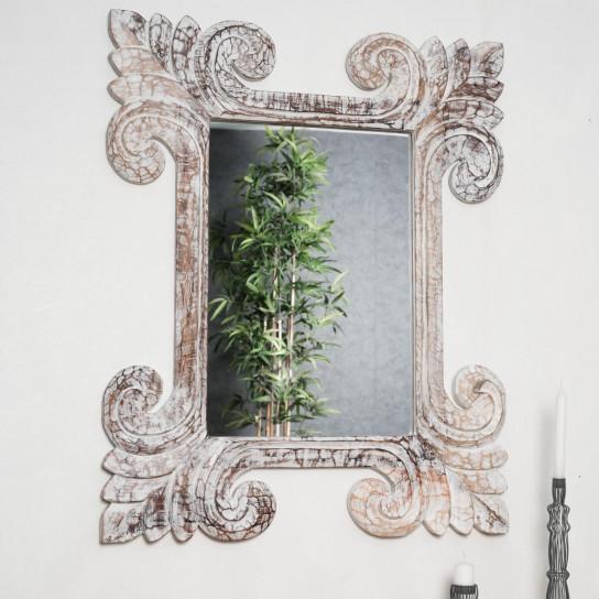 miroir style chateau Tolède