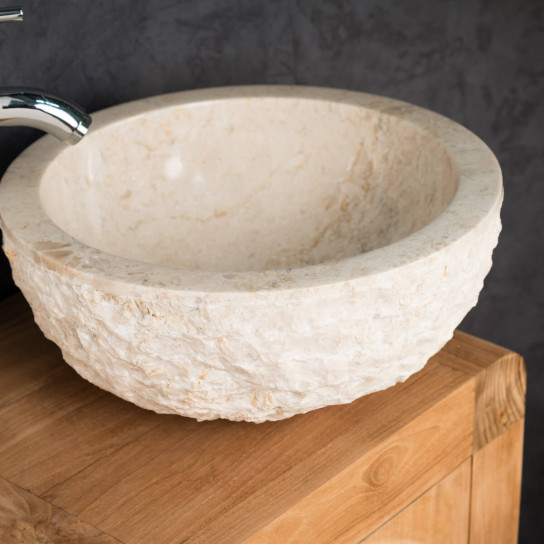 Vasque Rome 35 crème