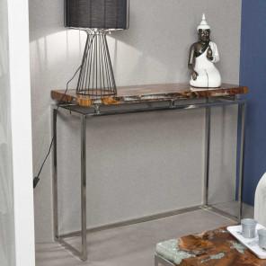Meuble de salon en bois wanda collection for Meuble tolede 110