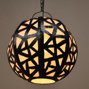 Lámparas de techo de acero deco 35cm
