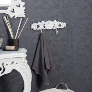patère porte serviette salle de bain