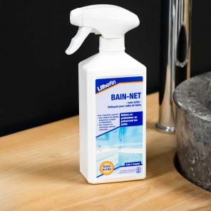 Produit nettoyant pour salle de bain