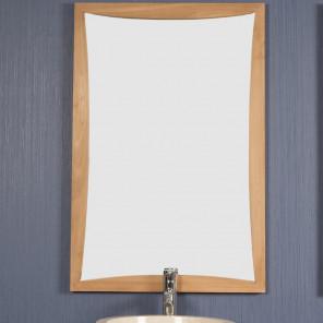 Tango teak mirror 60 x 90 cm