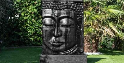 fontaine et mur deau - Mur D Eau Exterieur