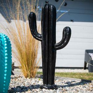 Statue moderne cactus