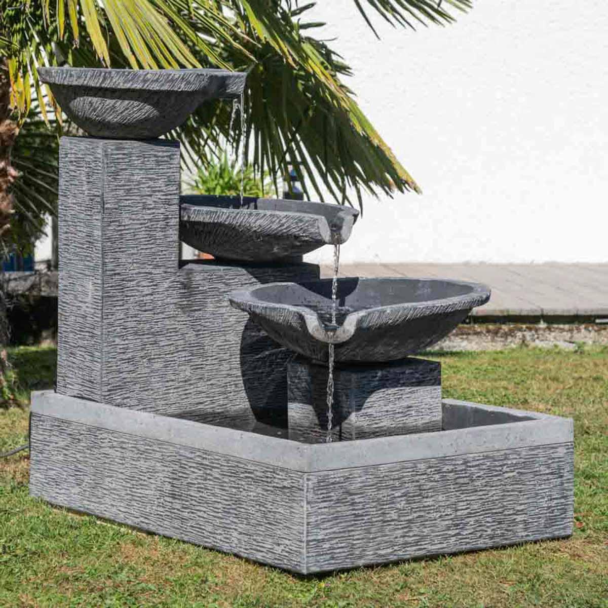 Vasque Fontaine De Jardin - Fashion Designs