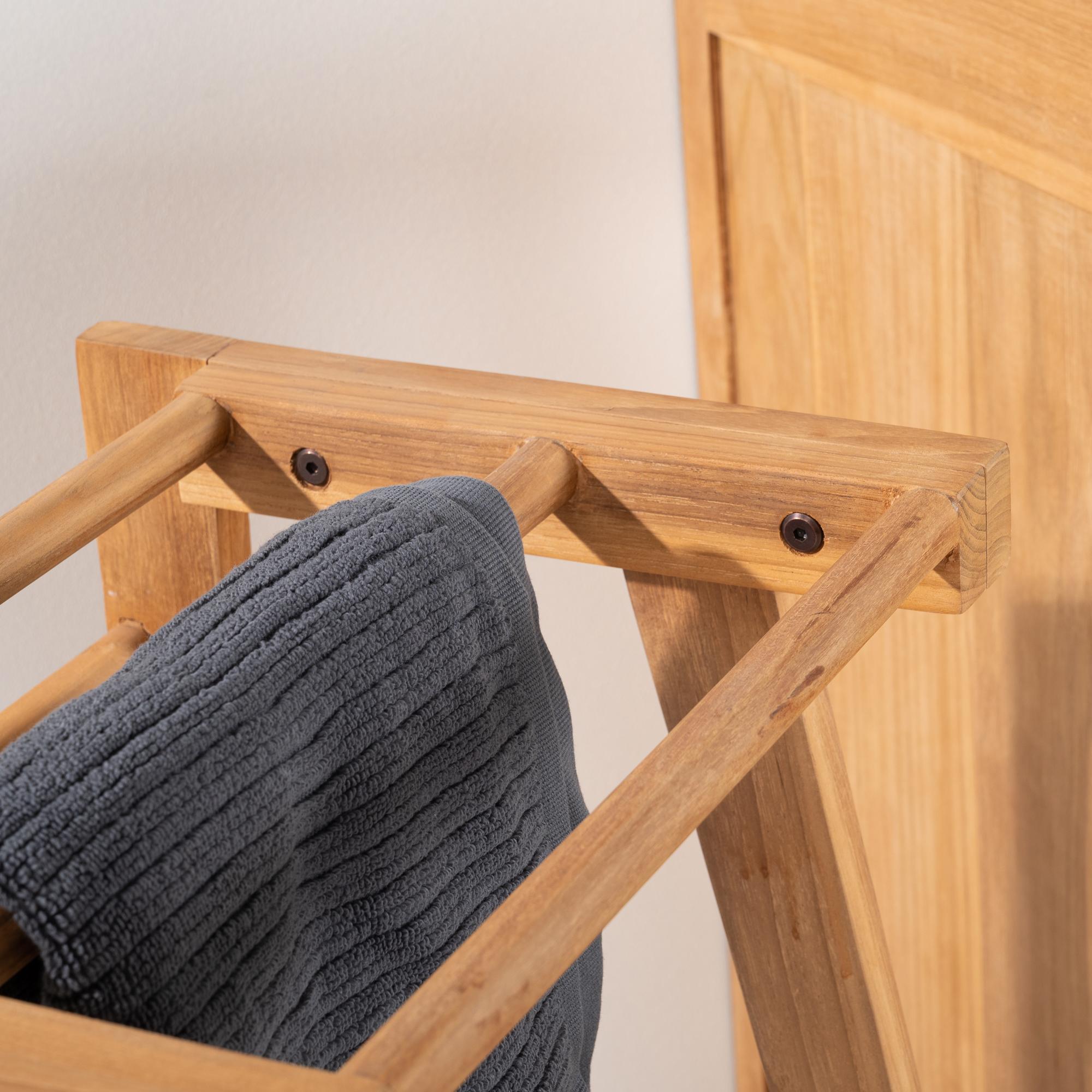Porte serviette a poser 28 images porte serviettes for Accessoires salle de bain leroy merlin