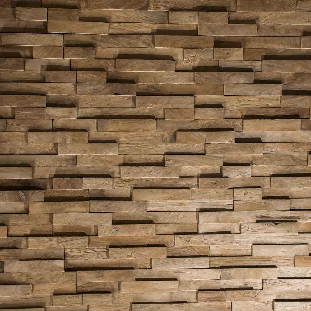 parement de salle de bain rev tement de mur en bois