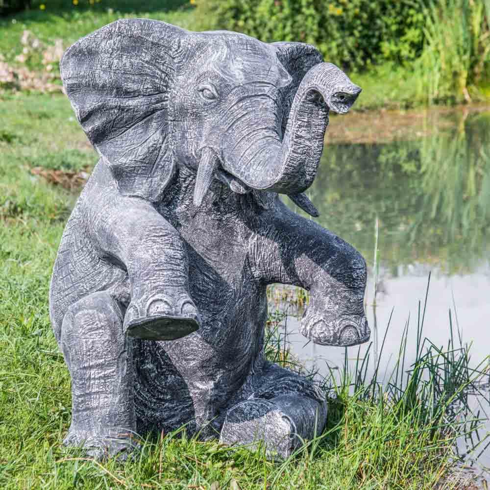 100 Remarquable Concepts Statue Elephant Pour Jardin