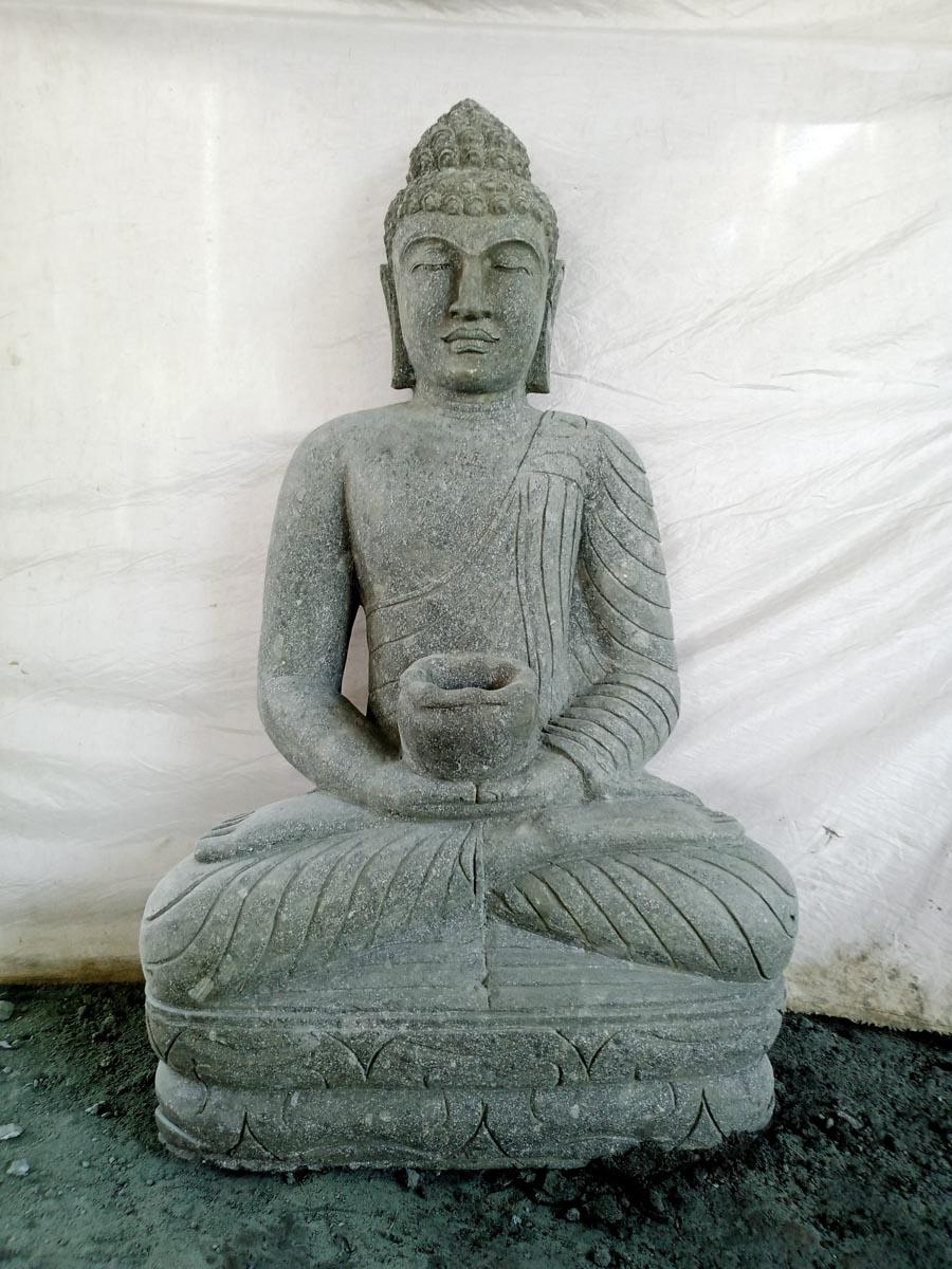 Bouddha jardin exterieur affordable statue japonaise jardin avec ori bouddha allonge statue en - Bouddha de jardin pas cher ...