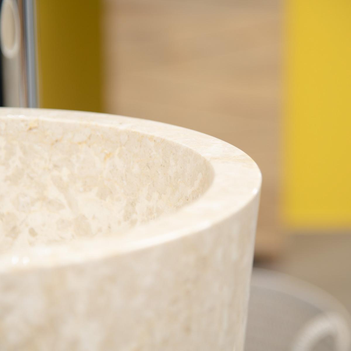 vasque colonne sur pied Wanda Collection