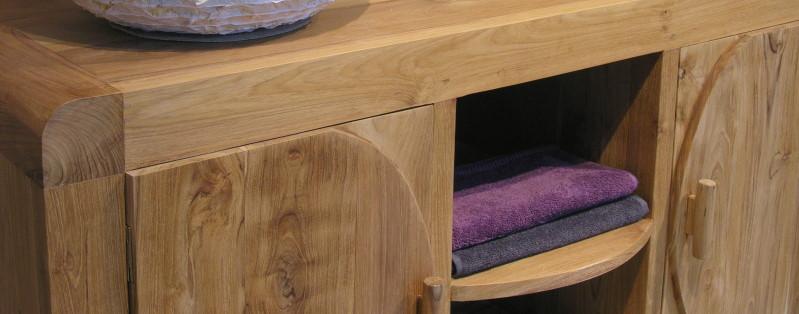 Les conseils d 39 entretien pour les vasques et les meubles for Insecte bois meuble